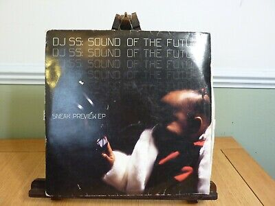 £8 • Buy DJ SS Sounds Of The Future Vinyl Sneak Preview EP Drum & Bass