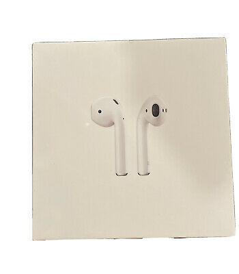$ CDN151.82 • Buy New Apple AirPods 2nd Generation Earbuds With Wireless Charging Case MRXJ2AM/A