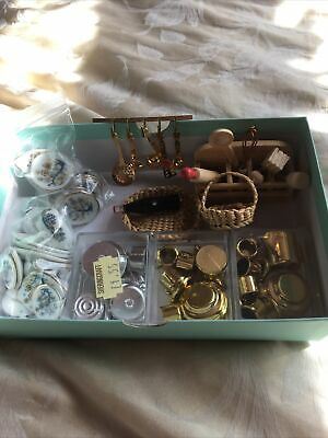 £11.50 • Buy Dolls House Kitchen Bundle New And Used