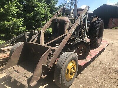 £1500 • Buy Fordson Major Tractor