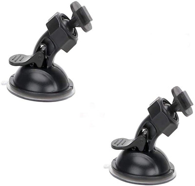 AU16.42 • Buy Dash Camera Suction Mount Cup Holder Vehicle Video Recorder Windshield 2 Pack