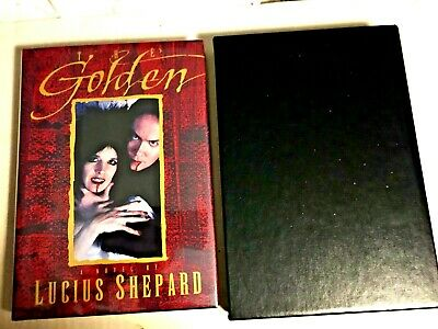 £24.07 • Buy Lucius Shepard The Golden & Sports & Music Ziesing 1993 #13/500 &# 225/1K Signed