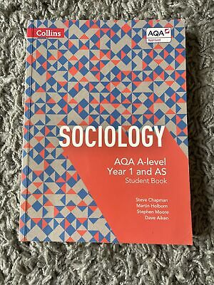 £7.50 • Buy Sociology A Level Text Books