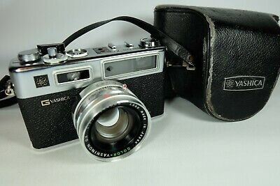 £1.70 • Buy Old Vintage YASHICA ELECTRO 35 GS 35mm Film Camera Please Read