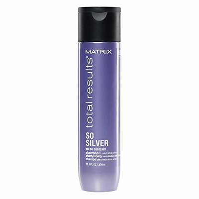 £11.87 • Buy Matrix   Total Results   So Silver   Toning Purple Shampoo   For Blondes, Greys