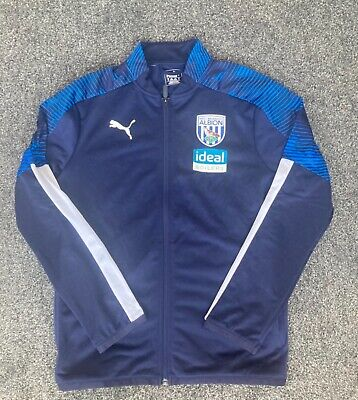 £15 • Buy West Bromwich Albion Full Zip Up Top Puma XL