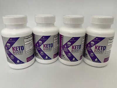 $19.99 • Buy 4-mix Rx Keto Boost Capsules 60 Caps Each 10/2021 New