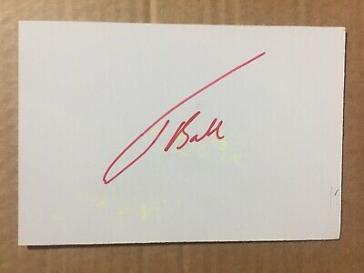 £4.99 • Buy Jake Ball- Wales Rugby Signed Card