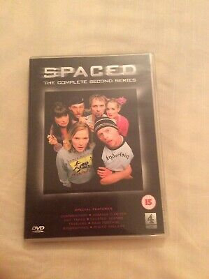 £1.50 • Buy Spaced The Complete Second Series 2002 Comedy
