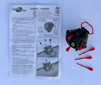 £1.50 • Buy Spy Gear Dart Trap Complete With 6 Darts. Good Used Condition.