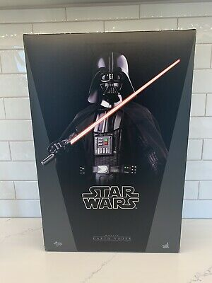 $ CDN410.87 • Buy Hot Toys Star Wars: A New Hope MMS279 Darth Vader 1/6th Scale Collectible Figure