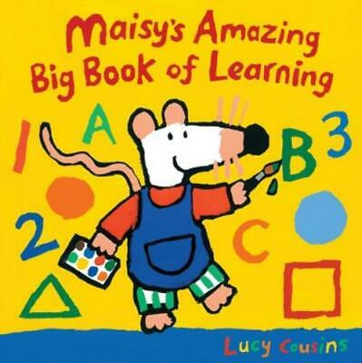 $5.41 • Buy Maisy: Maisy's Amazing Big Book Of Learning By Lucy Cousins (Hardback)