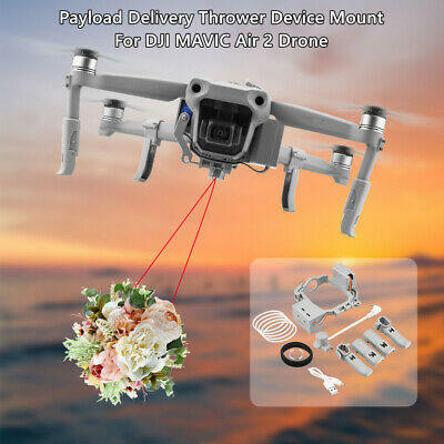 AU45.99 • Buy Air Drop System Air-dropping Accessories For DJI Mavic 2 Pro Zoom AIR 2 RC Drone