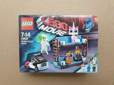 $ CDN68.48 • Buy Lego 70818  The Lego Movie Double-Decker Couch Brand New & Sealed Retired Set