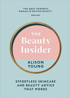 £12.97 • Buy The Beauty Insider By Alison Young (NEW Hardback)