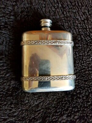 £7 • Buy Nobleman Hip Flask. Made In Sheffield