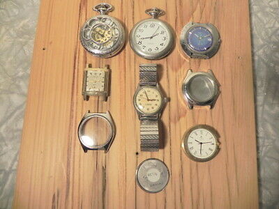 $ CDN10 • Buy Lot Of 5 Watches Plus Parts For Sale