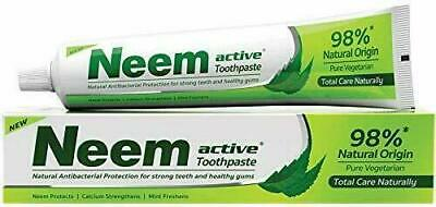 £10.25 • Buy Neem Active Toothpaste Complete Care Paste 200gm Vegetarian