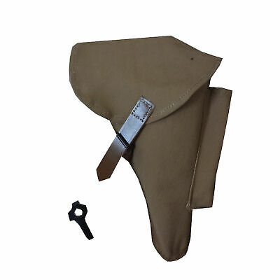£24.79 • Buy WW2 P08 Holster DAK Canvas W/Take Down Tool (Reproduction) G703