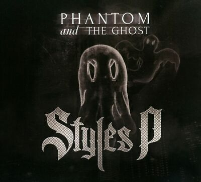 £12.97 • Buy Styles P - Phantom And The Ghost