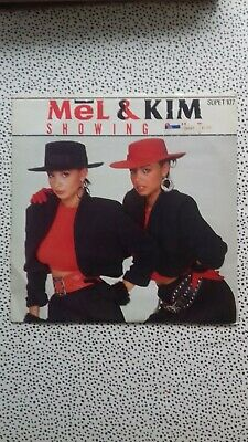 £0.99 • Buy MEL AND KIM Showing Out 12  VINYL Single 1986 SUPET107