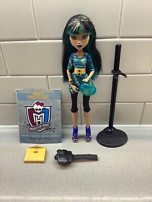 £16 • Buy Cleo De Nile Picture Day Monster High Doll