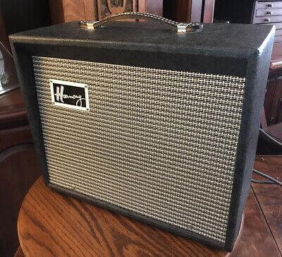 """$ CDN241.70 • Buy Harmony H303a Vintage Tube Combo Amplifier 1960s 16x13x7"""" Guitar Amp Clean Works"""
