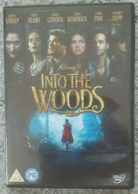 £0.99 • Buy Into The Woods (2015 DVD)