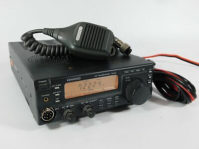 £389.39 • Buy Kenwood TS-50S Ham Radio Transceiver W/ Mic + Power Cable (works Great)