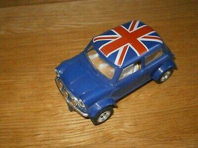 £19.99 • Buy Scalextric C399 Limited Edition 'Toys R Us' Mini Cooper Blue Union Jack Roof