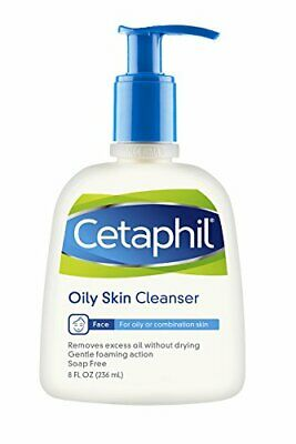£8.99 • Buy Cetaphil Oily Skin Cleanser | 236ml | Soap-Free | Non-comedogenic | Gentle