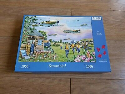£4.80 • Buy House Of Puzzles 1000 Piece Jigsaw Puzzle - SCRAMBLE