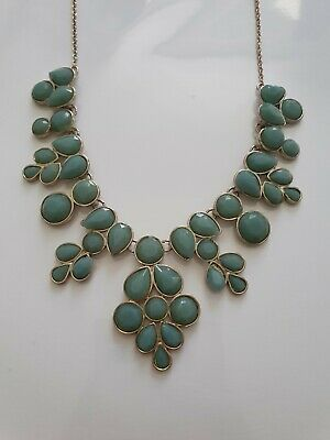 £2.10 • Buy Accessorize Necklace Blue Statement Jewelry