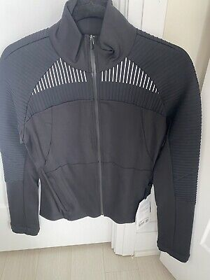 $ CDN80 • Buy Rare New With Tags - LULULEMON Chill Going Strong Jacket Women's Size 6
