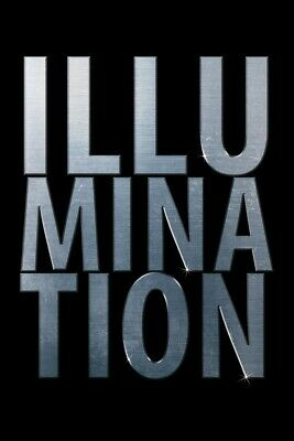 £37.96 • Buy Typography Words Letters - Illumination Poster Art Print (71x48in) #82351