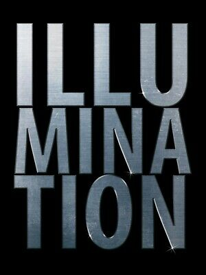 £20.23 • Buy Typography Words Letters - Illumination Poster Art Print (32x24in) #82361