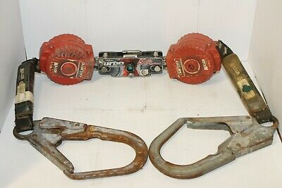 $50 • Buy Miller By Sperian Turbo Lite Personal Fall Limiter *NEEDS INSPECTION BEFORE USE*
