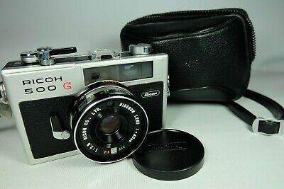 £50 • Buy Old Vintage RICOH 500 G Compact 35mm Film Camera Please Read