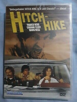 £6.99 • Buy Hitch-Hike (DVD) Region 0. Rare/OOP/Deleted. Blue Underground. 70's Exploitation
