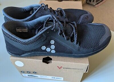 £27.26 • Buy VivoBarefoot Primus Lite Black/Charcoal Mesh/Synthetic Barefoot Shoes