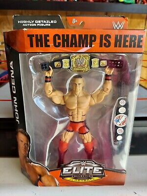 £14.51 • Buy WWE Mattel Elite Toys R Us Exclusive The Champ Is Here John Cena