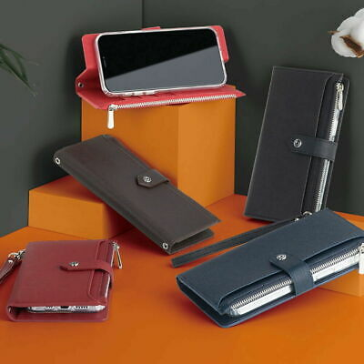 $ CDN18.55 • Buy Kelly Wallet Case For Samsung Galaxy Note20 / Ultra / Note10 Note9 Note8 Note5