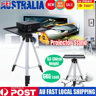 AU42.98 • Buy Fold Tripod Stand For Notebook / Laptop Projector / Adjustable Height Tray