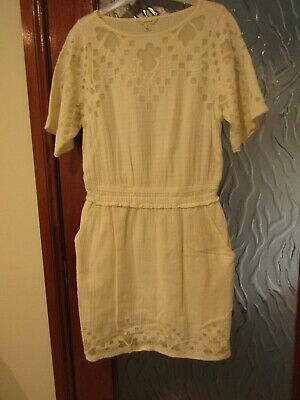 AU19.99 • Buy Country Road Cream Dress - Size 10