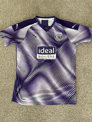 £18 • Buy West Bromwich Albion Away Shirt