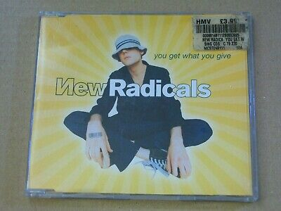 £0.99 • Buy New Radicals : You Get What You Give - CD Single (1999, MCA)