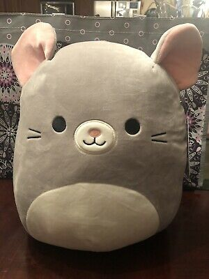 """$ CDN18.22 • Buy Squishmallows-Misty The Mouse-12""""-NWT"""