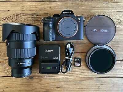 $ CDN4617.65 • Buy Sony A7RIII W/G Master 24-70mm Lens (NEAR PERFECT CONDITION) And Accessories