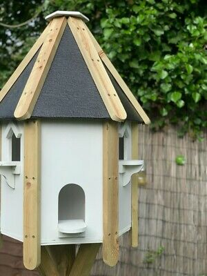£250 • Buy Beautiful Handmade Dovecote Wooden Birdhouse Unique Design Very Robust & Strong