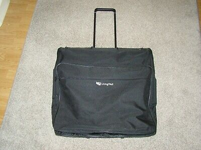 £2 • Buy Living Well Suit Carrier Pull Bag